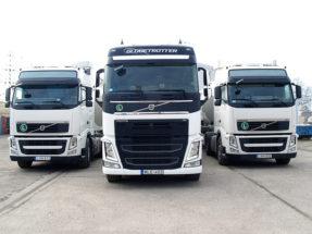 Cement Trans Kft. kamionok