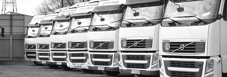 Cement Kft. Volvo kamionok